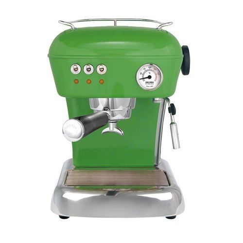 Lean Green Coffee Machine