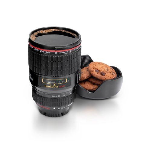 Camera Coffee Cup