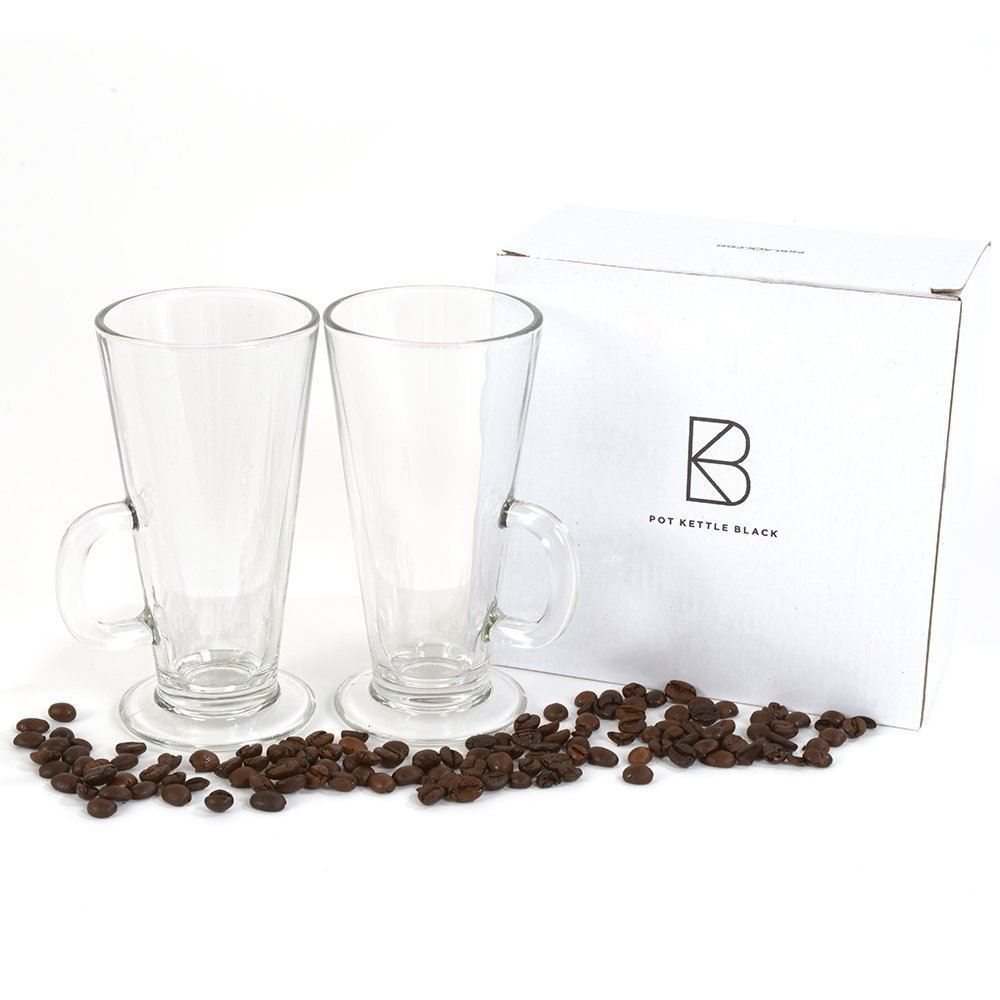 Premium Coffee Glasses