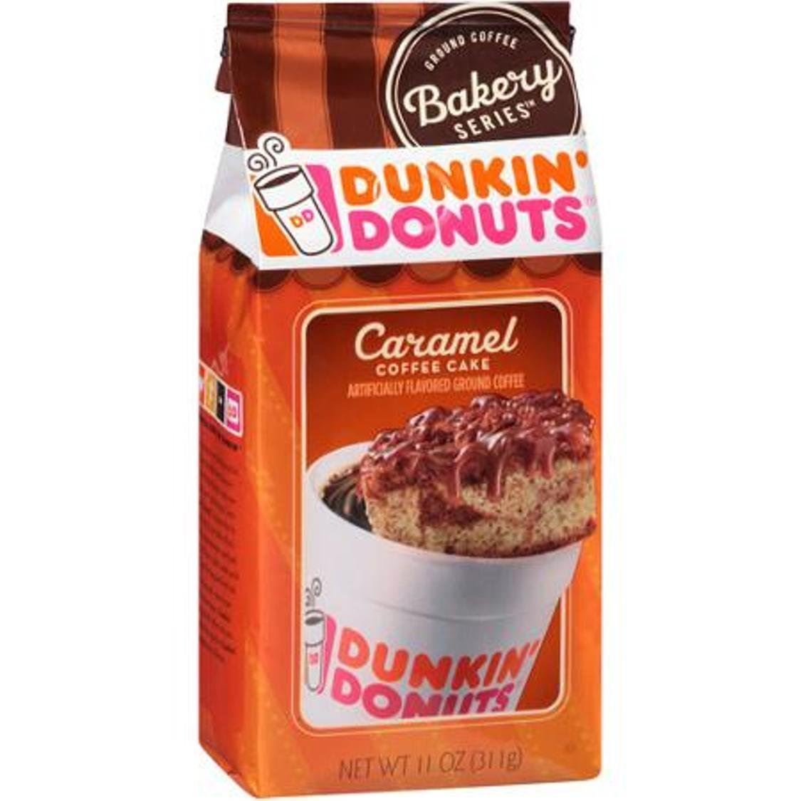 Dunkin Donuts Flavored Coffee