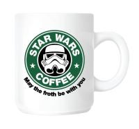 StarBuck Wars Coffee Mug