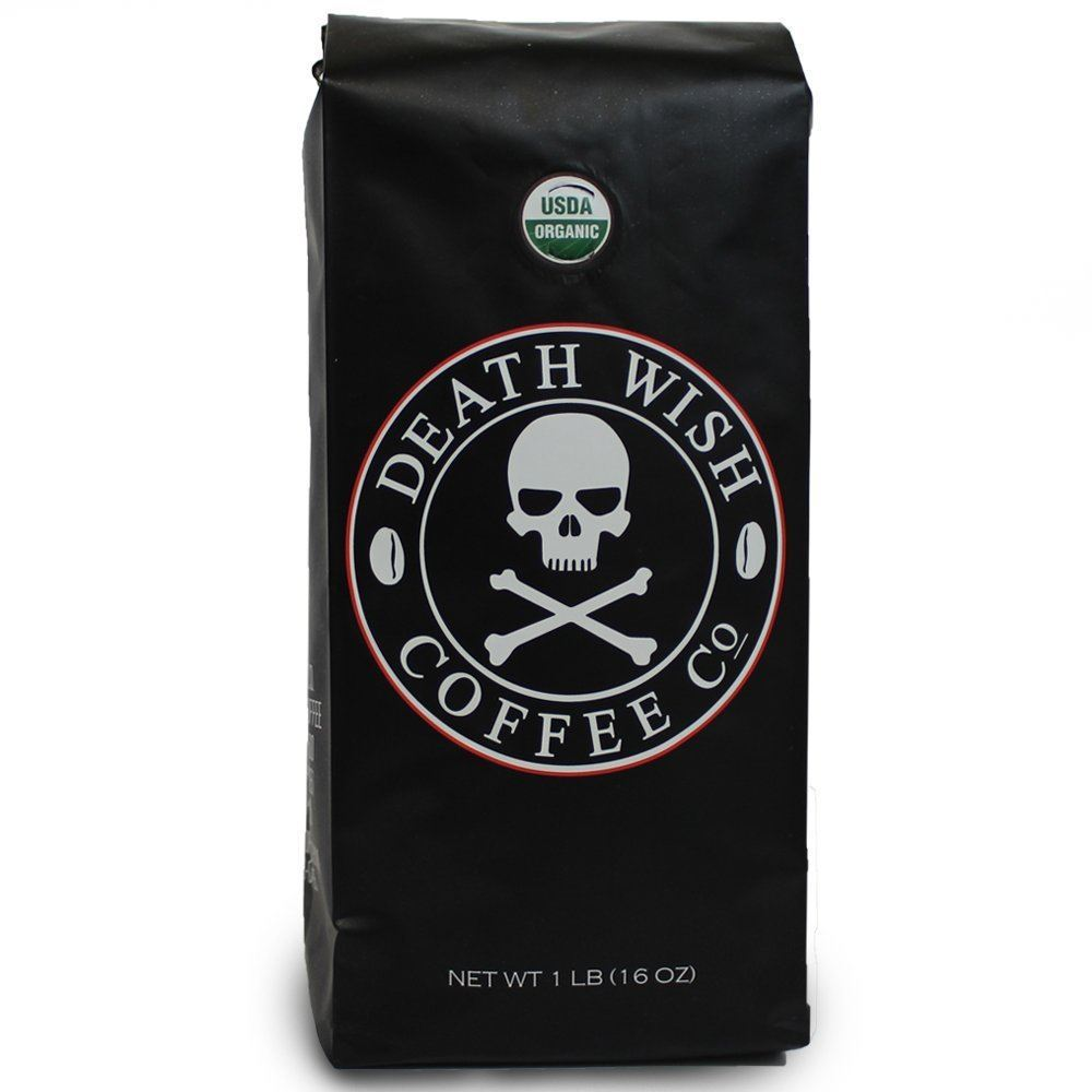 Deathwish - No.1 Strongest Coffee